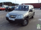 Chevrolet Niva: 2011 1.7 MT внедорожник Йошкар-Ола 1.7л 377000 р.